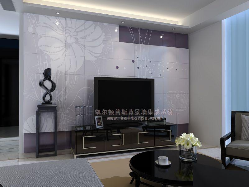 背景墙—欧式风格背景墙—迷之影